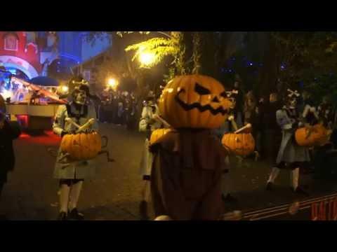 Europa-Park Halloween-Parade 2015