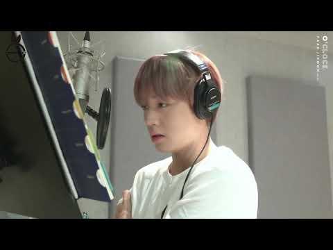 [ENGSUB] Park Jihoon L.O.V.E Recording Behind