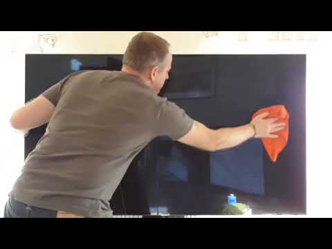 How To Clean Your TV [Update Part #2/2]