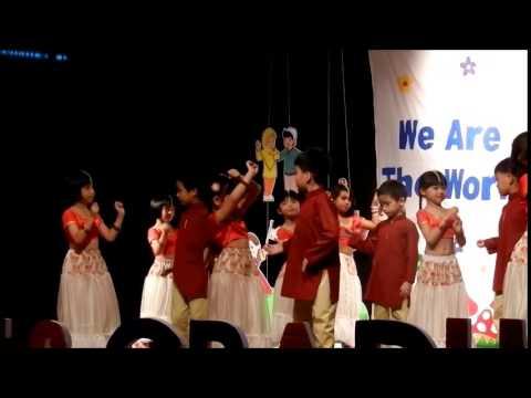 Indian Dance - Yr6 Grad 2014