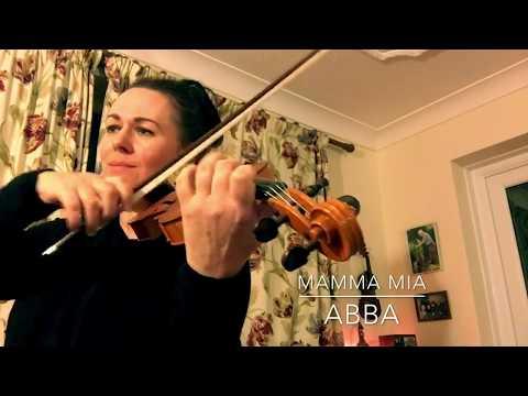 Mamma Mia- Solo violin