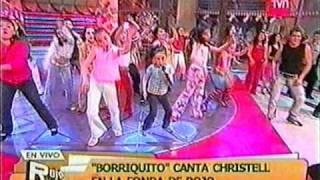 Christell - Borriquito como tu (Fonda Fiestas Patrias)