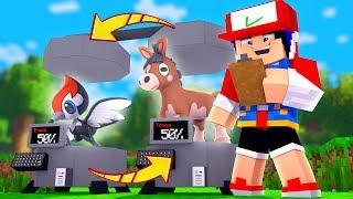 Minecraft: TROCA POKEMON - POKEMON FUTURE 2 #05 « Nitro »