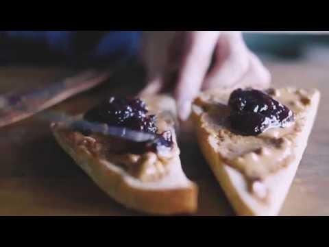 | World food | The BREAKFAST Japan | Salad, Toast & Fruit !!!