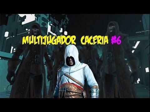 Assassin's Creed 3 - Multijugador Caceria #6
