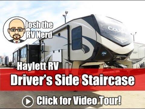 2018 Cougar 344MKS Expansive Dual Super Slide Living Keystone Fifth Wheel RV