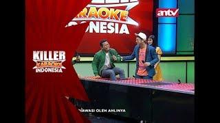 Wow! Beginilah ketika penonton mencoba tantangan dari para juri - Killer Karaoke Indonesia