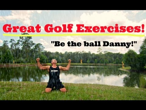 Golf Fitness Workout with Caddyshack quotes – Best Golfing Exercises