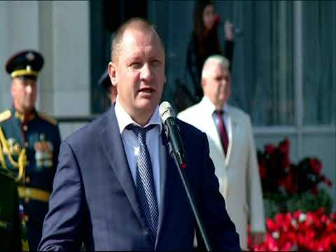 Более 400 курсантов в Ярославле принесли присягу