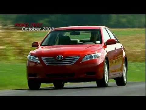 MotorWeek Road Test: 2009 Toyota Camry Hybrid vs. 2009 Chevrolet Malibu Hybrid