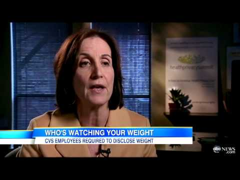 CVS Health Insurance Weight Disclosure Requirement: Employees Must Report Weight For Insurance