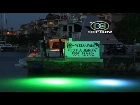 deep glow underwater light commercial - youtube, Reel Combo