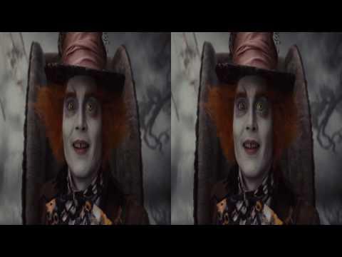 Alice in Wonderland 3D Trailer (yt3d:enable=true)