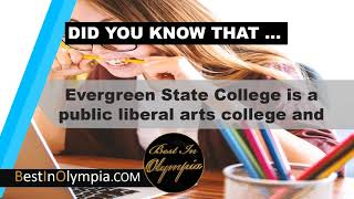 Evergreen State College in Olympia | Best In Olympia | Olympia WA
