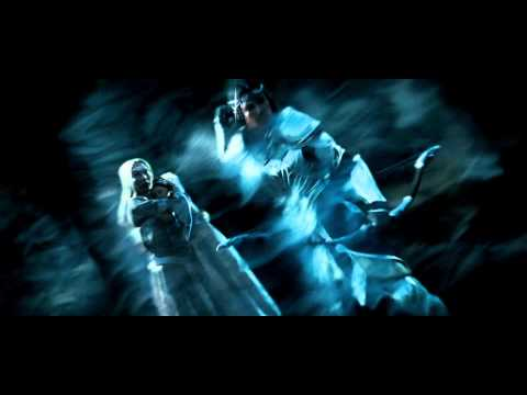 Shadow of Mordor Story Trailer- The Bright Lord