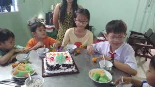 Sinh nhật Minh Khang