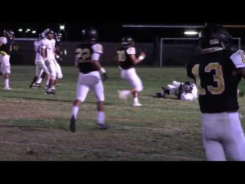 Reseda Regents vs. San Fernando Tigers Field Level Game Clips 2018