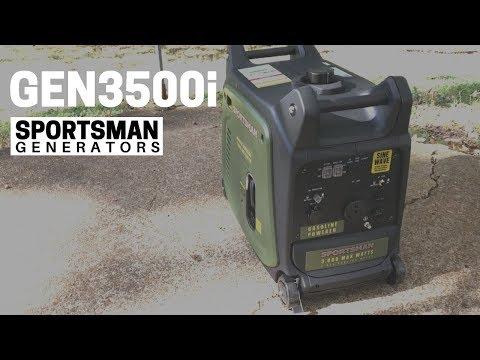 Predator 3500 Watt Super Quiet Inverter Generator from ... | Doovi