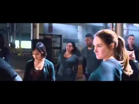 M83 - I Need You (Divergent Soundtrack) Music Video.