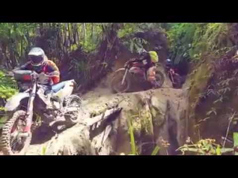 IOX Dirtbike 2017 - Jalurnya Bikin Muntah