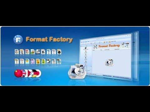 Hướng dẫn Format Factory để đổi đuôi video, nhạc...