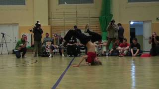 BBoy Orginalny II - 1vs1 part1
