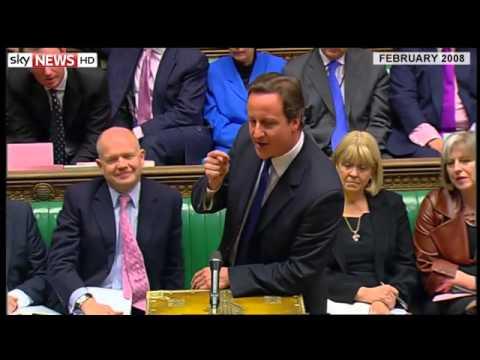 When Cameron Believed In Debates - 05/03/2015
