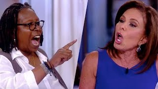 Judge Jeanine Pirro Triggers Whoopi Goldberg: 'You Are Suffering From Trump Derangement Syndrome!'