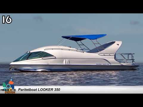 PARITETBOAT LOOKER 350 | Crazy Boats #16 | Avalon Luxury Pontoons