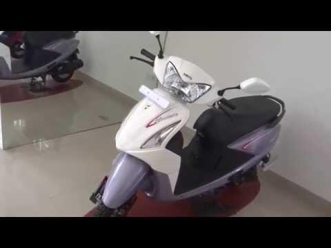 Hero Pleasure 2014 New Shape Review India Alia Bhatt Ad Youtube