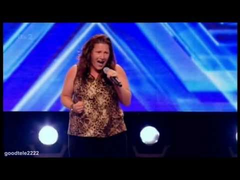 Sam Bailey Unseen Second Audition