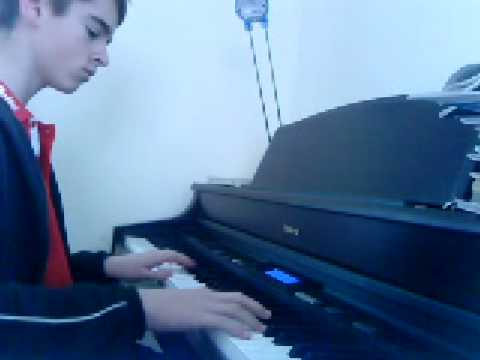 Leona Lewis / Snow Patrol Run Piano