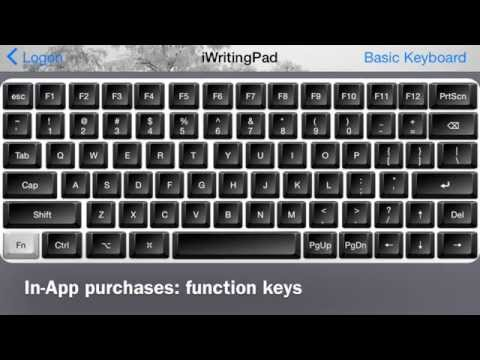 iWritingPad Keyboard Mouse For Pc - Download For Windows 7,10 and Mac