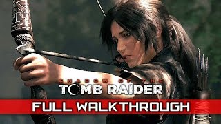 SHADOW OF THE TOMB RAIDER – Full Gameplay Walkthrough 【No Commentary / Full Game】