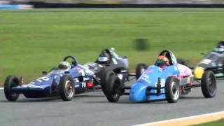 Formula Vee 2015 SCCA Runoffs at Daytona International Speedway