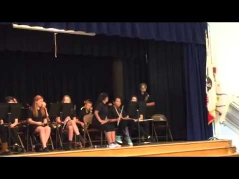 Marston Middle School Jazz Band
