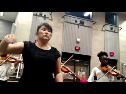 Brooklyn Middle School, Spring Orchestra 2018