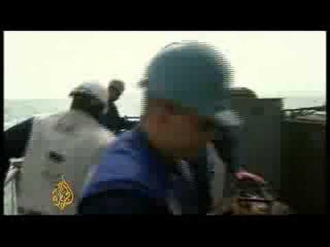 Guarding Iraqi oil - 02 Aug 08