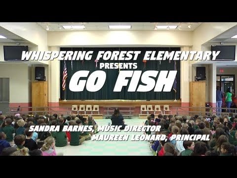 Whispering Forest Elementary presents Go Fish