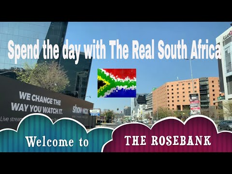 South Africa| Shopping in the morning and Fine Dining at night the lifestyles and more in Jo'burg