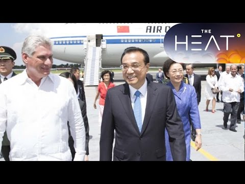 The Heat— China-Cuba Ties 09/28/2016