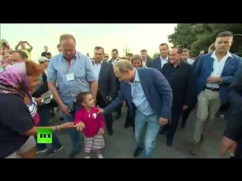 Владимир Путин во