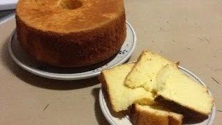 Soft Donut With Orange(orange Chiffon Cake).