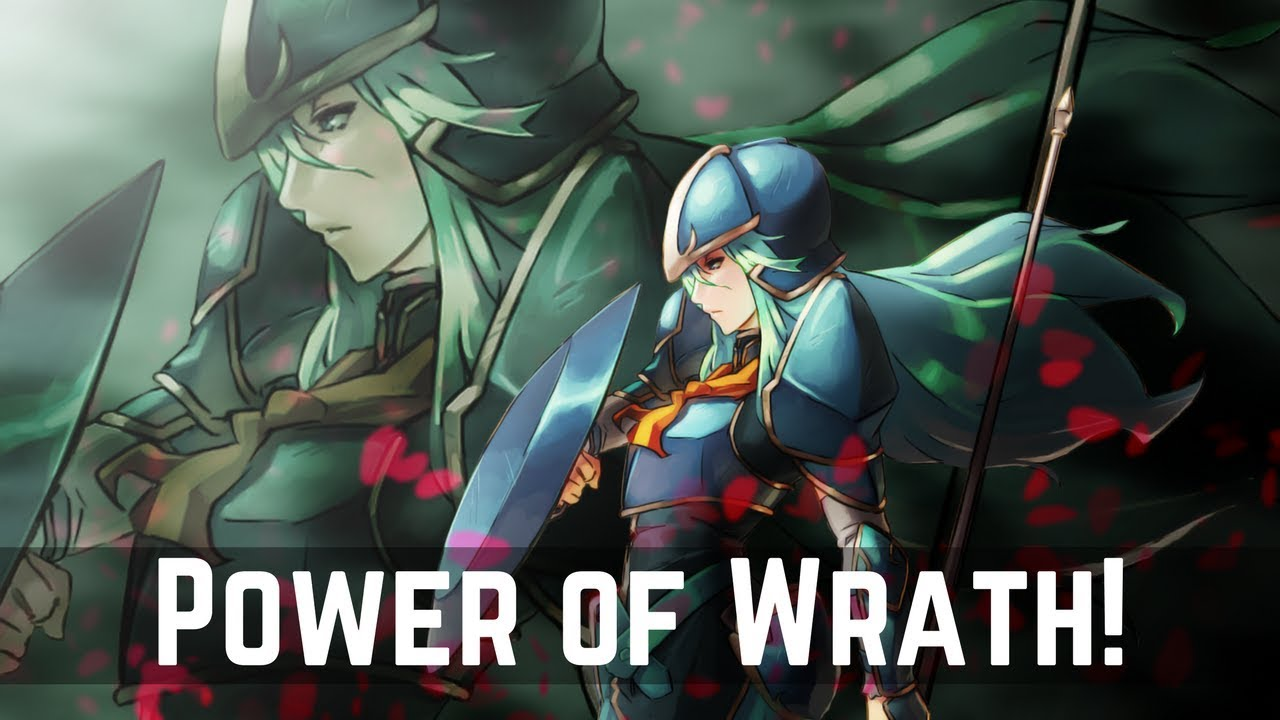 The Power of Wrath - Nephenee is Really Good! | Live Streamed 【Fire Emblem Heroes】