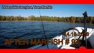 After Marfish # 97 Złota polska bezrybna. Szczupak. Sandacz. Team Marfish. Liga Marfisha. Live chat - Na żywo