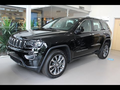 O Jeep Grand Cherokee Limited E Inigualavel Youtube