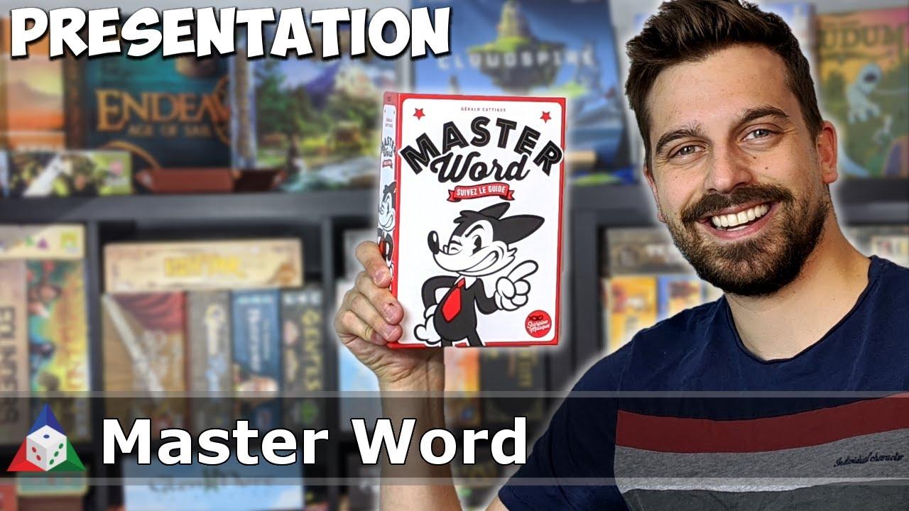 Master Word - Règles du jeu