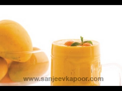 Mango smoothie recipe by master chef sanjeev kapoor youtube forumfinder