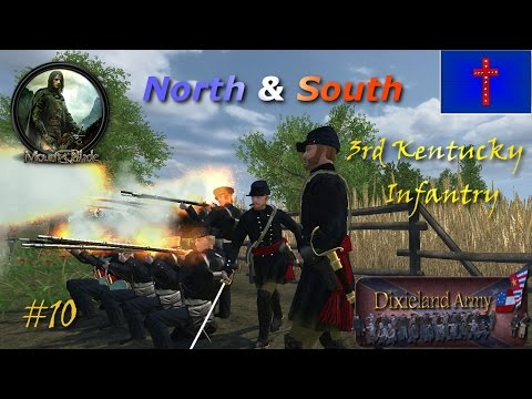 The 3rd Kentucky Infantry: Siege #3 ~ One section at a Time!