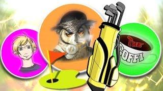 УГАРНЫЙ ГОЛЬФ С ДРУЗЬЯМИ! - Golf With Friends